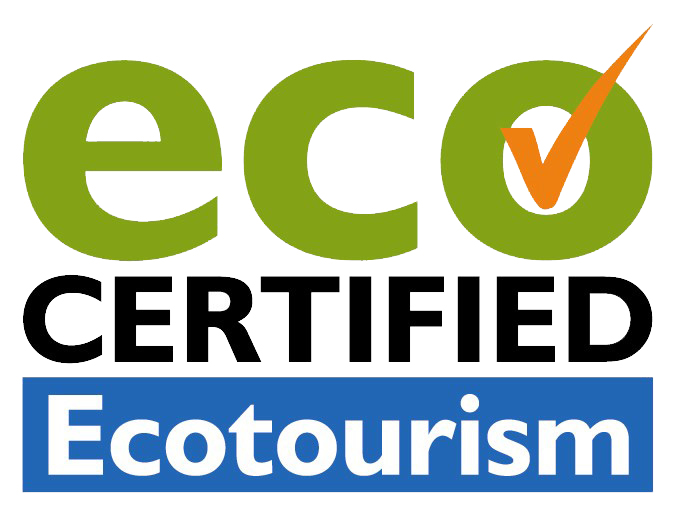 Nature Tourism Eco Cert logo
